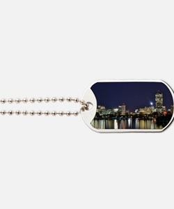 City of Glass Dog Tags