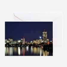 City of Glass Greeting Card