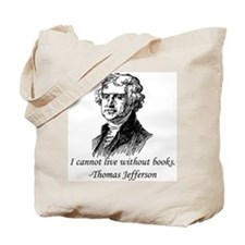 """Must Have Books"" Tote Bag"