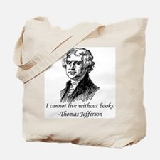"""""""Must Have Books"""" Tote Bag"""