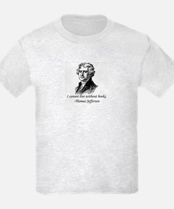 """Must Have Books"" T-Shirt"