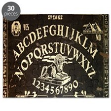 Vintage Egyptian style Sphinx Ouija Board s Puzzle