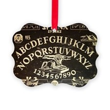 Vintage Sphinx Ouija Board Ornament