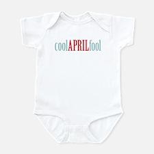 cool April fool Infant Bodysuit