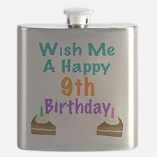 Wish me a happy 9th Birthday Flask