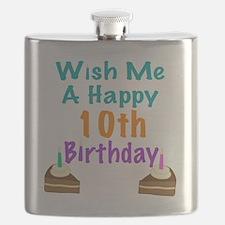 Wish me a happy 10th Birthday Flask