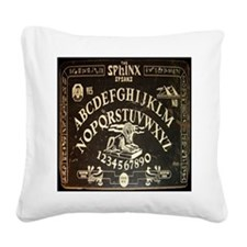 Vintage Egyptian style Sphinx Square Canvas Pillow