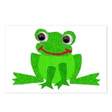 Little Froggy Postcards (Package of 8)