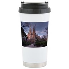 Sagrada Familia Travel Coffee Mug