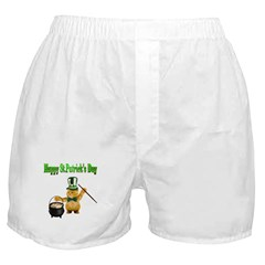 Happy St.Patricks Day Boxer Shorts