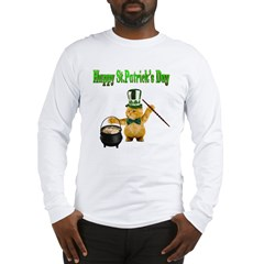Happy St.Patricks Day Long Sleeve T-Shirt