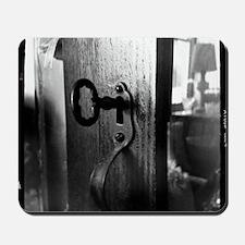 Lock and Key Mousepad