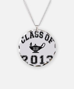 Class Of 2013 RN Necklace