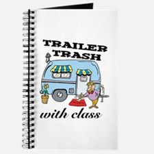 Trailer Trash with Class Journal