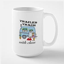 Trailer Trash with Class Mug