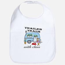 Trailer Trash with Class Bib