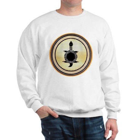 MIMBRES SEA TURTLE BOWL DESIGN Sweatshirt