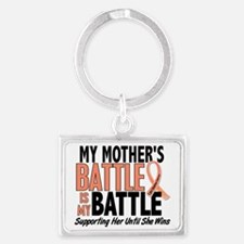 Mother Landscape Keychain