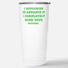 Blow Your Minds Travel Mug