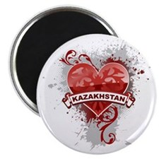 Kazakhstan Magnet