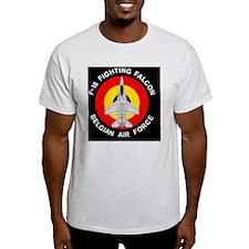F-16 Fighting Falcon - Belgian Air F T-Shirt