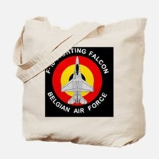 F-16 Fighting Falcon - Belgian Air Force Tote Bag