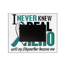 Real Hero Stepmother Cervical Cancer Picture Frame