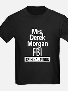 Mrs Derek Morgan 2 T-Shirt