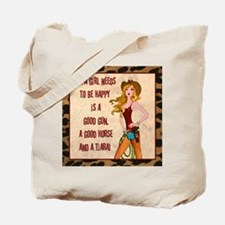 All A Cowgirl Needs Tote Bag