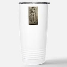 The Fur Cloak - Whistler - c1880 Mugs