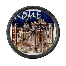 Ancient Rome Large Wall Clock