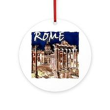 Ancient Rome Round Ornament