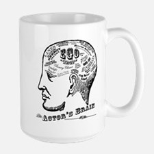 The Actor's Brain Mugs