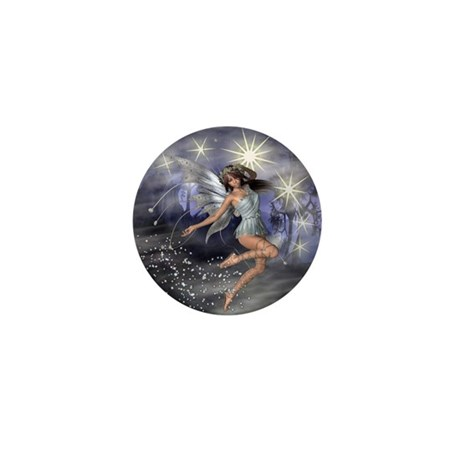 Twilight Fairy Mini Button