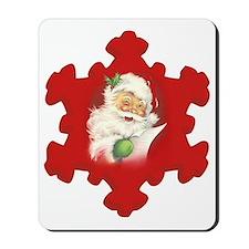 Santa Vintage h Mousepad