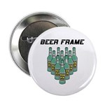 Beer Frame Bowling Button