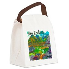 New Zealand Canvas Lunch Bag