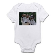 Jack Russell Infant Bodysuit