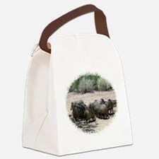 javelina Canvas Lunch Bag