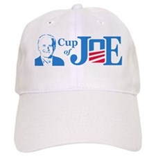 Cup of Joe Baseball Baseball Cap