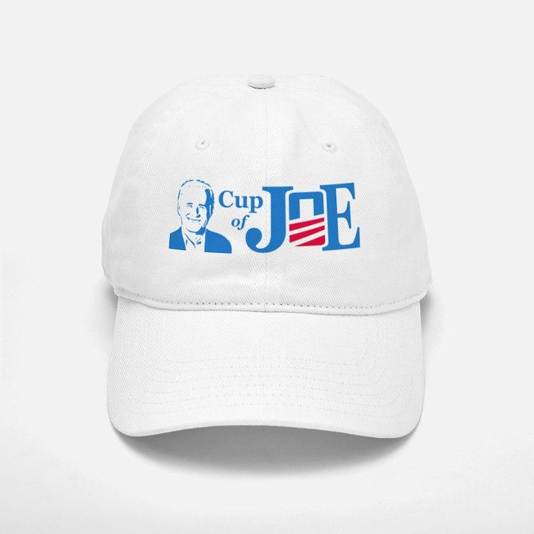 Cup of Joe Baseball Baseball Cap