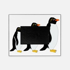 Penguin Parade Picture Frame