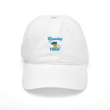 Weaving Chick #3 Baseball Cap