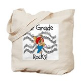 1st grade teacher tote bags Totes & Shopping Bags