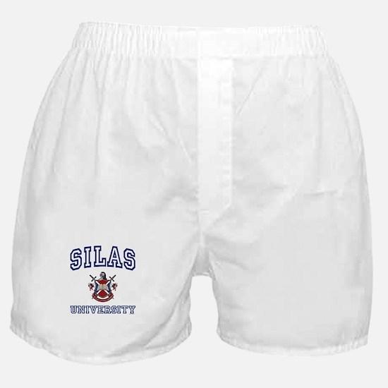 SILAS University Boxer Shorts