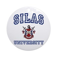 SILAS University Ornament (Round)