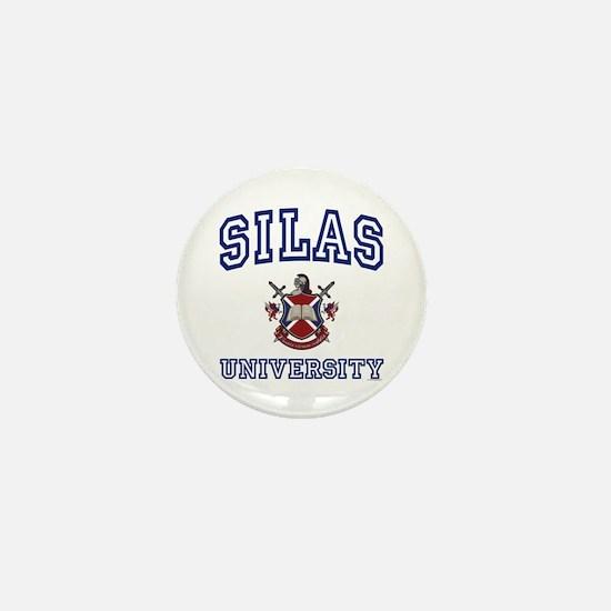 SILAS University Mini Button