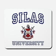 SILAS University Mousepad
