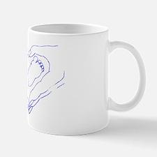 Baby Love Blue Mug