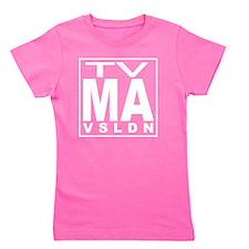 TV MA Girl's Tee